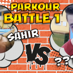 Parkour Battle a soutěže, Sahir vs ... ?